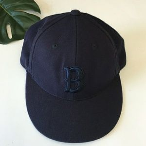 Boston Red Sox Fitted Hat